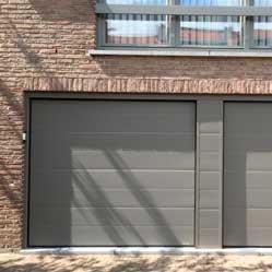 Portes de garage - services