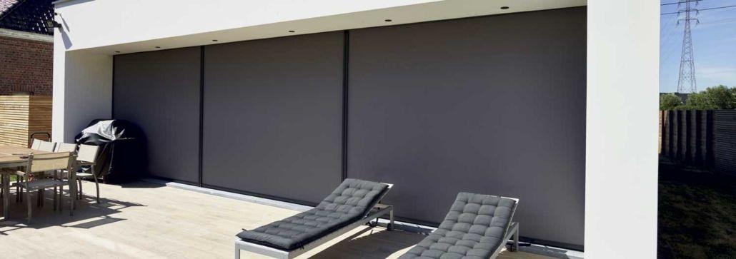 Bannière - Volets Screens