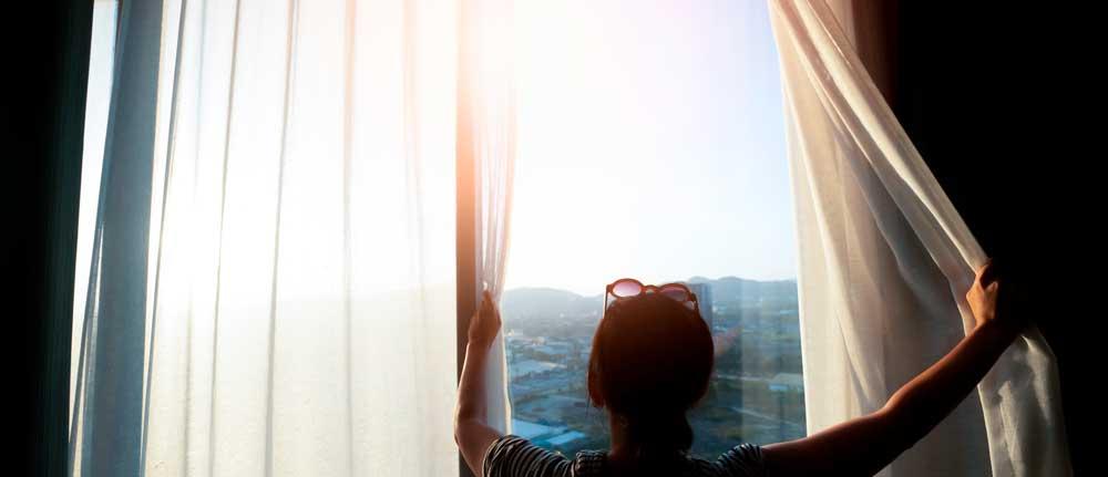 Des vitres isolantes sans déperditions de chaleur offre une transmission lumineuse exceptionnelle