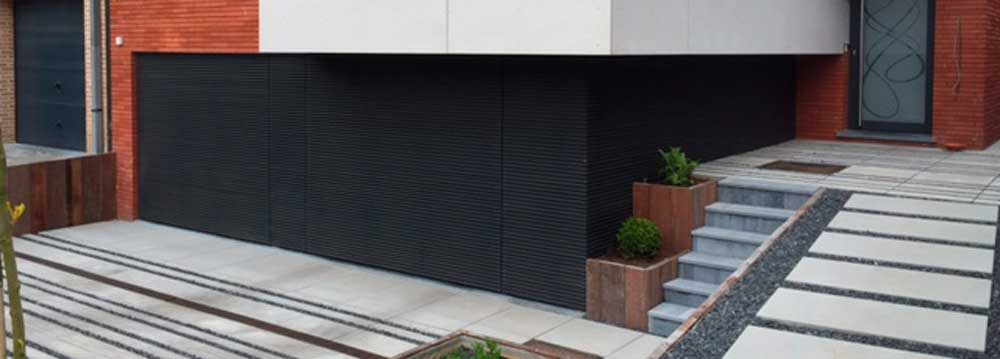 Pose de porte de garage a la perfection et fourniture d'exception